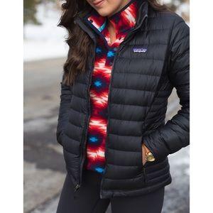 🍁🥧 Patagonia Sweater Down Puffer Coat